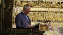 Prince Charles pays tribute to Christians in Middle East
