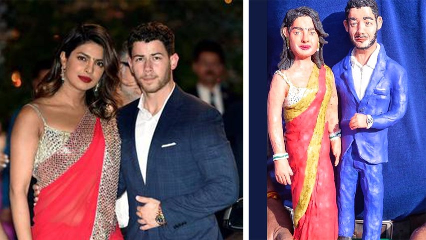 Priyanka Chopra & Nick Jonas: Priyanka-Nick's Beautiful Doll go viral on internet | Boldsky
