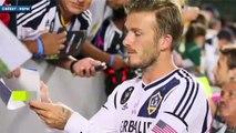 Quand David Beckham offre un contrat en MLS à Neymar