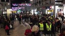 VIDEO. Tours : rassemblement de soutien aux victimes des manifestations des 30 novembre et 1er décembre