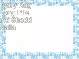 Shaggy Thick Modern Luxurious Ivory Rug High Pile Long Pile Soft Pile Anti Shedding