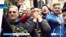 Eurozapping : le chef de Cosa Nostra interpellé en Italie, la sécheresse sévit encore en Allemagne