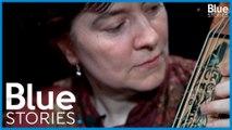 """À bord d'un """"Opéra bus"""", la musicienne baroque Florence Bolton sillonne les campagnes à la reconquête des déserts culturels"""