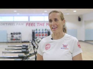 British Rowing launches #SheRows with Helen Glover MBE