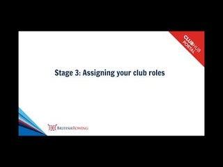 British Rowing ClubHub Portal - Stage 3