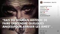 PHOTOS. Jean Dujardin, Nadia Farès, Line Renaud... un an après la mort de Johnny Hallyday, les people lui rendent hommage