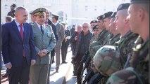 Meta uron 106-vjetorin e themelimit te ushtrise shqiptare