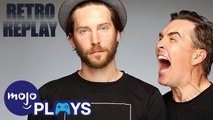 Troy Baker REACTS To a WatchMojo 10 List ft. Nolan North!