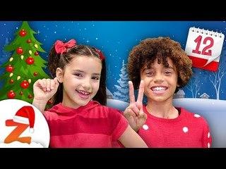 12 Days of Christmas  Christmas Songs & Nursery Rhymes