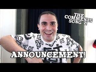 ΑΝΑΚΟΙΝΩΣΗ: The Comments Song 7!