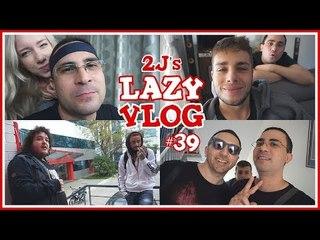 Meet & Greet, Γυρίσματα & Mariglen! (Lazy Vlog 39)