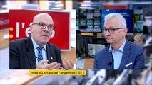 """Bruno Bonnell sur l'ISF : """"Où est passé l'argent ?"""""""