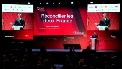 Réconcilier les deux France