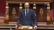 """Édouard Philippe : """"Nous ne voulons pas léguer des dettes à nos enfants et grever leur futur pouvoir d'achat"""""""