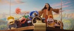La gran aventura de los Lunnis y el libro mágico - Trailer (HD)
