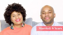 Couples Married for 0-65 Years Answer: When Was Your First Kiss?