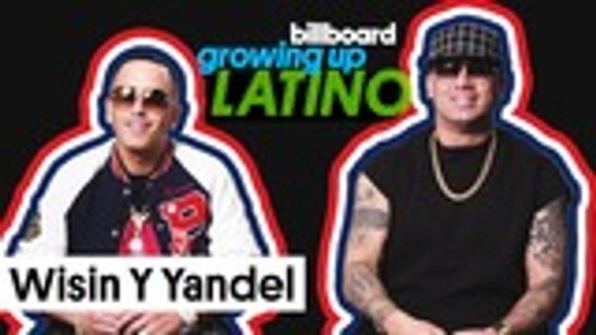 Wisin y Yandel Talk Favorite Foods, Puerto Rican Music & More   Growing Up Latino