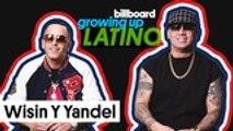 Wisin y Yandel Talk Favorite Foods, Puerto Rican Music & More | Growing Up Latino