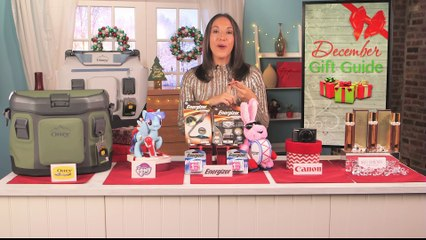 December Gift Guide with Justine Santaniello