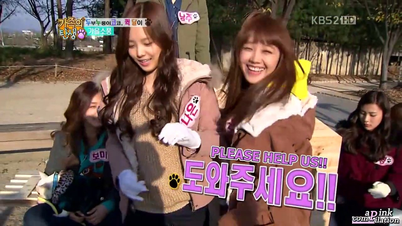 Showtime apink ep 3 vietsub