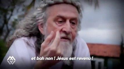 INRI CRISTO na TV Francesa TMC