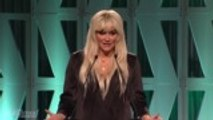 Kesha Presents Heartfelt Video on Hollywood Reporter Mentorship Program | Women in Entertainment 2018