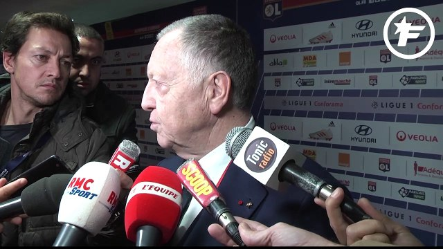 OL : l'inquiétude de Jean-Michel Aulas