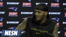 Patrick Chung Week 14 Patriots vs. Dolphins Wednesday Press Conference