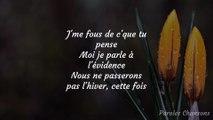Louane - Midi sur novembre Feat. Julien Doré (Paroles)