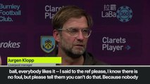 Eng Sub: Klopp angry at rough play after Liverpool beat Burnley