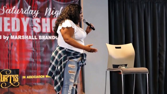 The Saturday Night Comedy Show hosted by Marshall Brandon feat. Hassan Oliver, Just Pam, Q Brooks, and Sweet Baby Lita and more