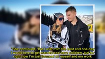 Paris Hilton addresses her split from fiancé Chris Zylka for the first time