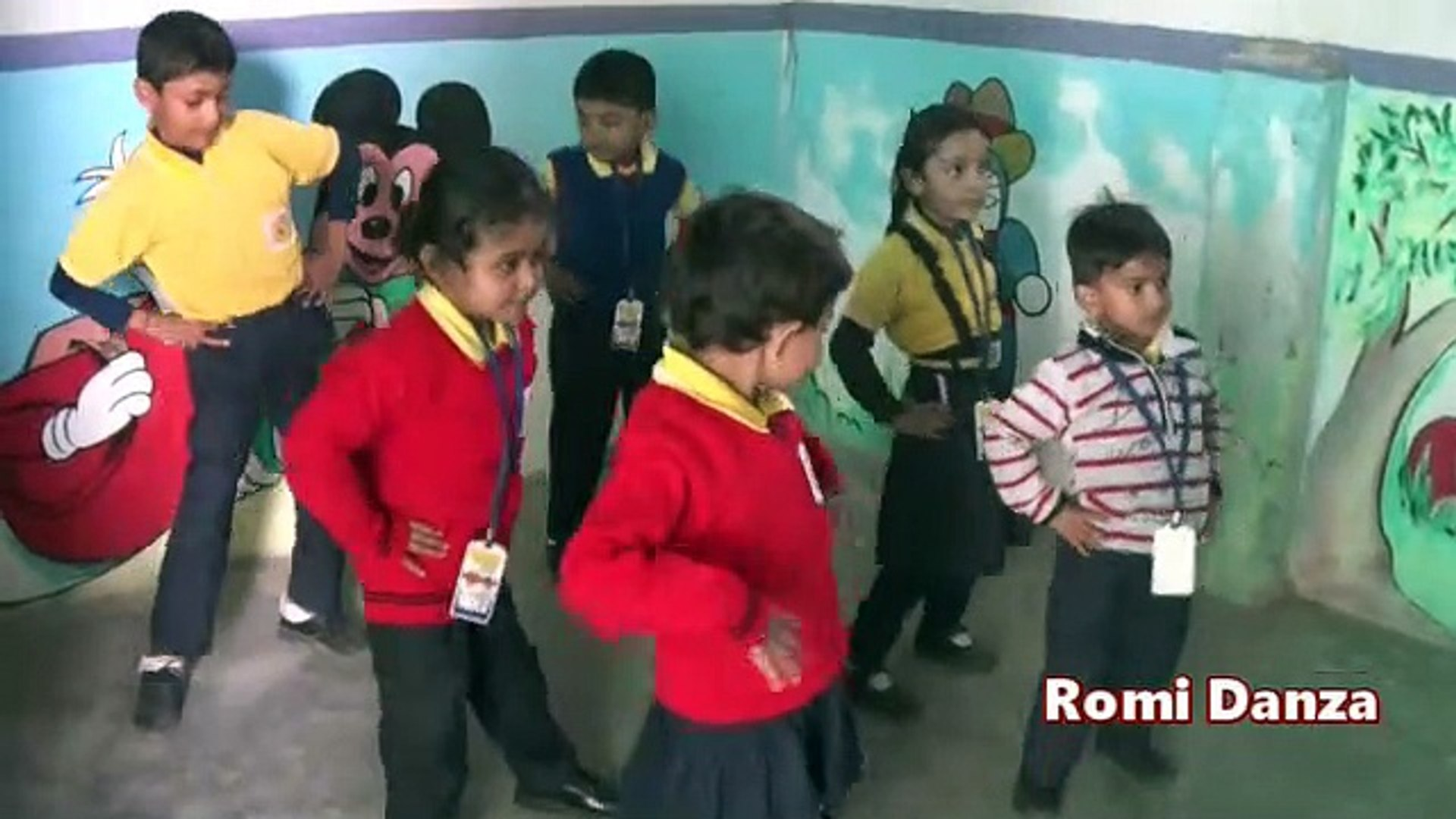 The wonderland (A kids school) || school activity time