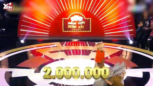 Thách thức danh hài 5|Tập 8: 5 tiểu sư phụ hạ gục Trường Giang Trấn Thành nhanh gọn và ẵm 100 triệu