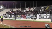 GROBARI I TAURUNUM ZAJEDNO / KOSOVO - SRBIJA / Partizan - Zemun 05.12.2018