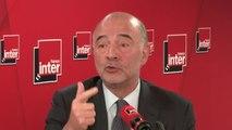 """Pierre Moscovici , """"Il y a un ras le bol des inégalités"""""""