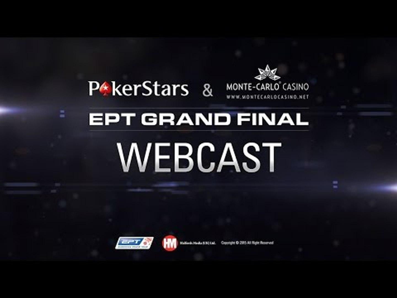 EPT 11 в Монако 2015 - Живой турнир - Главное Событие, День 2, PokerStars