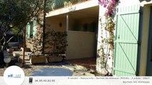 A vendre - Maison/villa - Bormes les mimosas (83230) - 4 pièces - 84m²