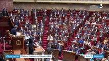 Gilets jaunes : débats houleux à l'Assemblée