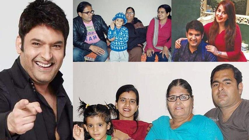 Kapil Sharma & Ginni Wedding: Here is Kapil Sharma's full family Introduction   Boldsky