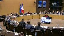 Intervention en CDD et CAE lors de l'audition de François DE RUGY, sur la programmation pluriannuelle de l'énergie