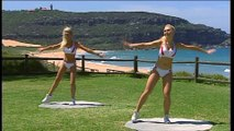 Aerobics Oz Style Series 14D Body Exercise Routines Taryn Noble Leads Connie Zollo Erinjayne Gard