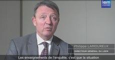 Essais cliniques  : 9ème enquête sur l'attractivité de la France pour la recherche clinique - Interview de Philippe Lamoureux, directeur général du Leem