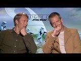 Mads Mikkelsen and Ben Mendelsohn - Rogue One Interview