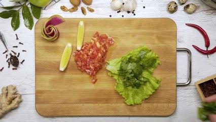 Salad Tabula (Lebanese)