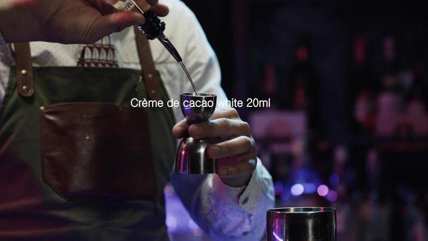 Short - Silk Stocking Cocktail