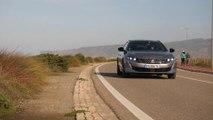Peugeot 508 SW GT-Line Driving Video