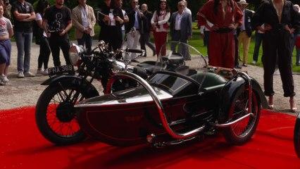Concorso d'Eleganza Villa Erba Motorbike Competition