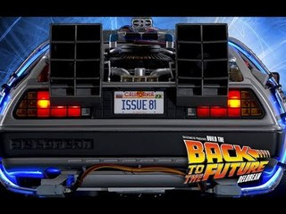 Building the DeLorean Issue #81