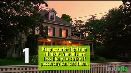 7 Ways to Prank-Proof Your Home on Halloween